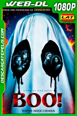 Boo! (2019) HD 1080p WEB-DL Latino – Ingles