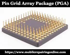 pin grid array abbreviated of PGA