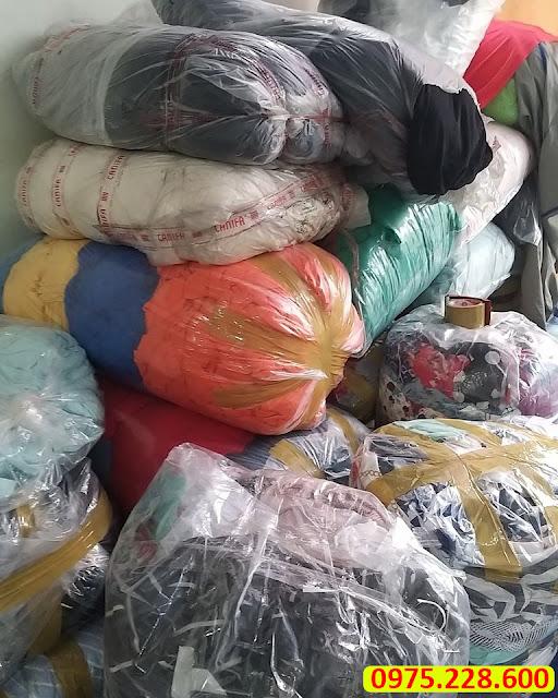 Bán Lô 1 tấn Cotton Khúc, Cây Lỡ Tồn Kho Cho Xưởng May Quần Áo Trẻ Em tại Thủ Dầu Một - Bình Dương