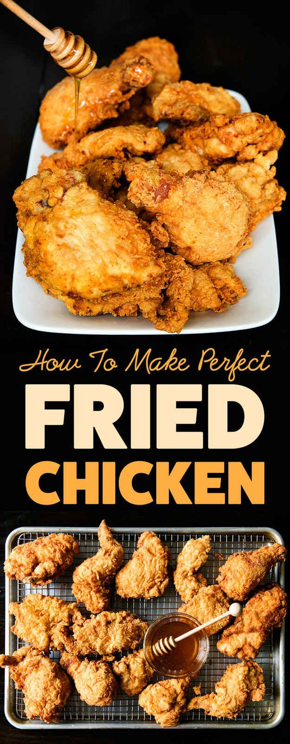 How To Make Incredibly Delicious Fried Chicken