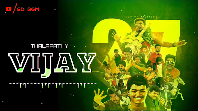Thalapathy Vijay | BGM - Ringtone | Whatsapp status - Mp3/Mp4 Download