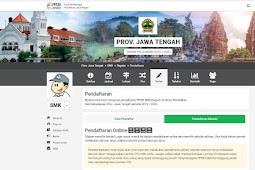 Tata Cara Pendaftaran  PPDB Online SMKN 1 Purwodadi