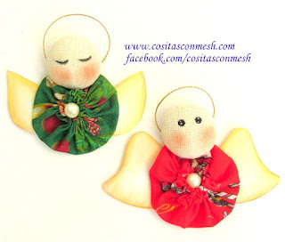 angelitos-navideños