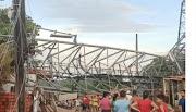 Sobe para quatro o número de maranhenses mortos na queda da torre de transmissão de energia no Pará.