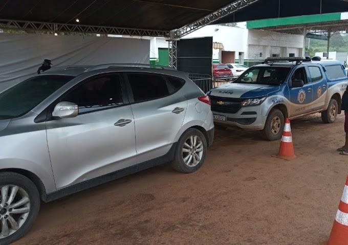 Homem tenta subornar policiais militares e acaba preso em Mirangaba