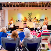 Wednesday Night Concert Series, Miramar Beach Florida Village of Baytowne Wharf