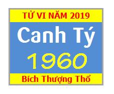 Tử Vi Tuổi 1960 Năm 2019
