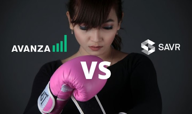 SAVR vs Avanza - Omdöme & recension