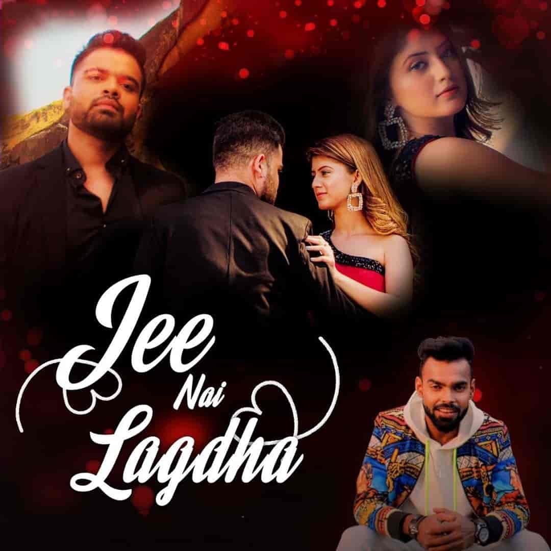 Jee Nai Lagda Song Image Features Arishfa Khan sung by Abhiman Chatterjee