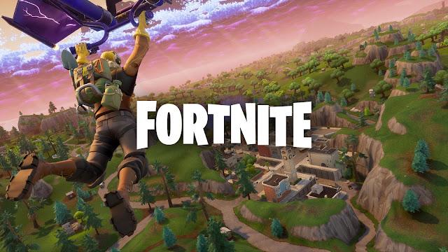 معلومات عن لعبة fortnite تصميم بسيط و نجاح ساحق