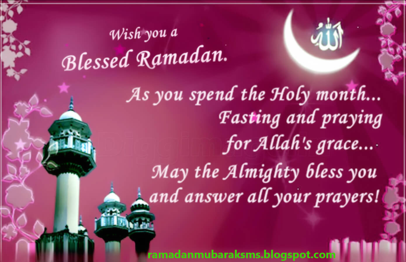 Ramadan Latest Greeting 2018