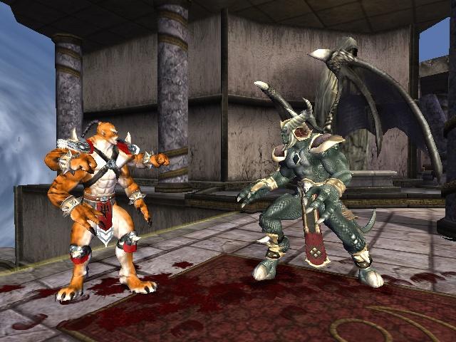 521d9a9c7937265b092e8ae943e50d00 - PS2 - Mortal Kombat - Armageddon (NTSC)