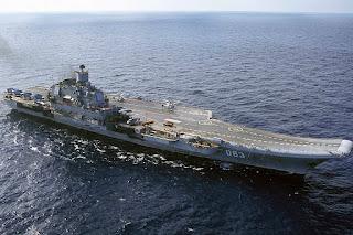 Kapal Induk Laksamana Kuznetsov