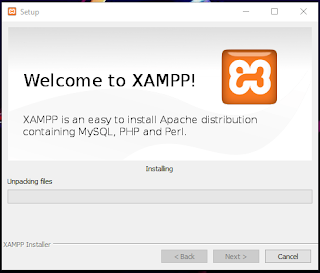 Tutorial Install XAMPP di Windows 10 (64 Bit)