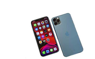 iPhone 11 pro the best camera phone 2019 with triple cameras a telephoto lens, an ultra wide angle lens, and standard lens