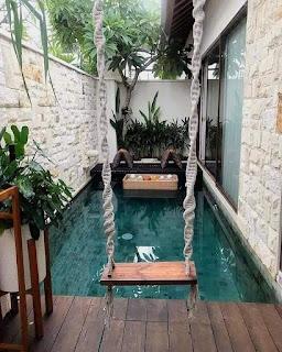 kolam mini mandi