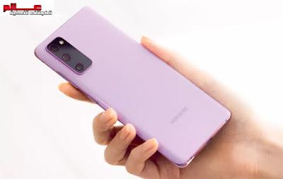 سامسونج جالاكسي Samsung Galaxy S20 FE يُعرف أيضًا باسم سامسونج جالاكسي Samsung Galaxy S20 Fan Edition و Samsung Galaxy S20 Lite و Samsung Galaxy S20 FE 4G الإصدار: SM-G780F