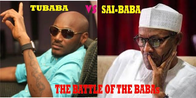 TuBABA Vs Sai-Baba! Battle of the BABAs- 2face state the reasons for his protest! #IStandWith2Baba #IStandWithNigeria #OneVoiceNigeria