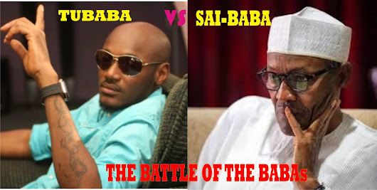 TuBABA Vs Sai-Buhari! Battle of the BABAs- 2face state the reasons for his protest! #IStandWith2Baba #IStandWithNigeria #OneVoiceNigeria