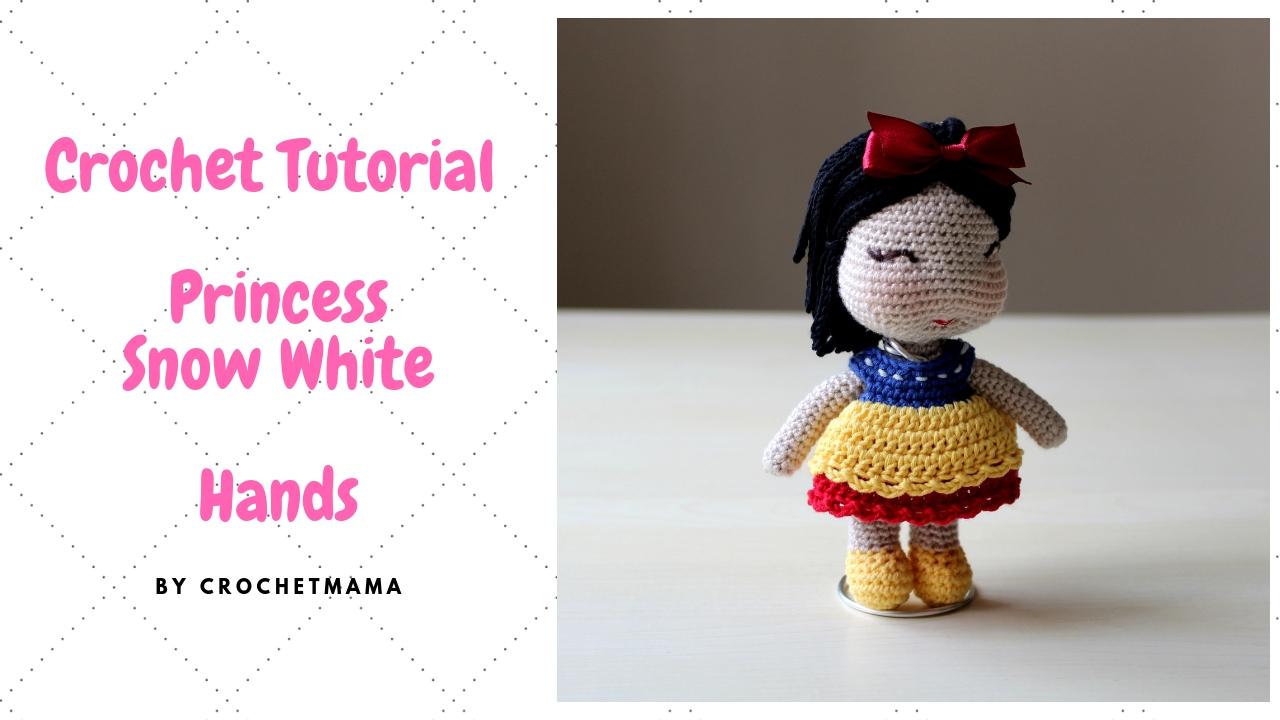 PDF Disney Princess. FREE amigurumi crochet pattern. Бесплатный ... | 720x1280