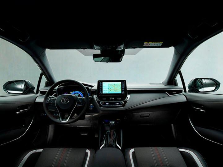 Toyota Corolla 2020 thêm gói trang bị thể thao