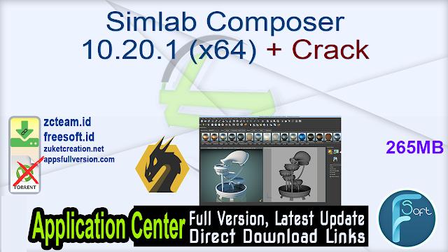 Simlab Composer 10.20.1 (x64) + Crack_ ZcTeam.id
