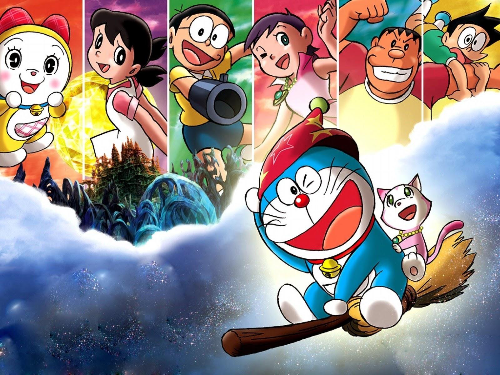 Kumpulan Gambar Kartun Doraemon Terbaru  Bestkartun