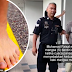 Bapa didakwa paksa anak (5) berdiri di jalan tar sehingga tapak kaki melecur
