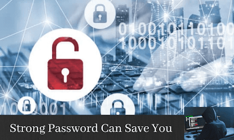 avoid hacking on your password