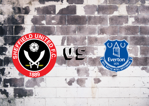 Sheffield United vs Everton  Resumen