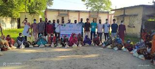 Doridro charity Foundation Rangpur team