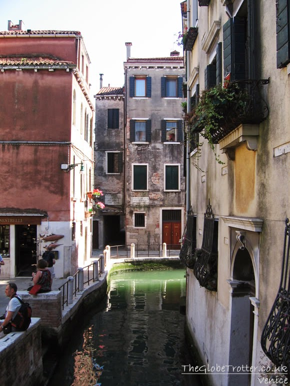 Three Things I Love About Venice