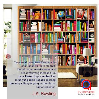 Daftar Buku Untuk Perpustakaan Desa – Keluarga dan Pendidikan Anak