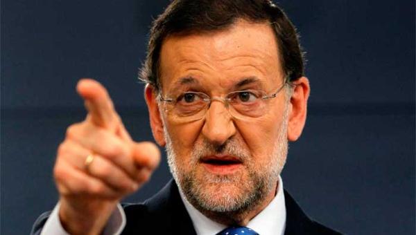 Rajoy negociará con líder socialista formación de gobierno