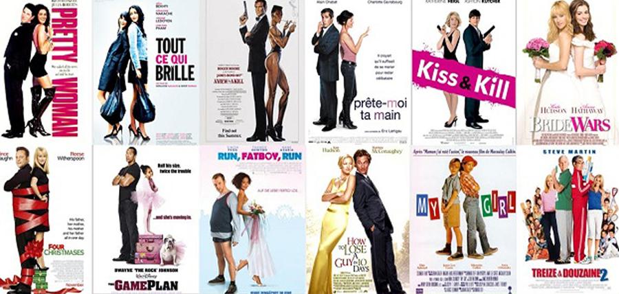 Cele Mai Haioase Clişee Din Posterele Filmelor De Succes