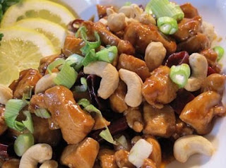 Resep Ayam Kung Pao Chicken