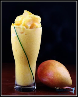 How to Make a Mango Smoothie