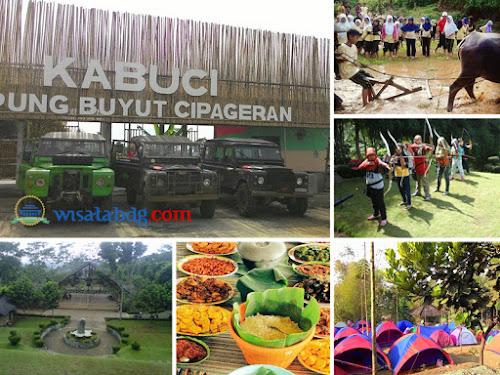 Kampung Buyut Cipageran Kabuci