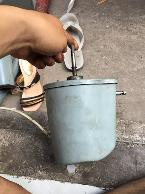Mô tơ quạt dùng làm mô tơ cho quạt hơi nước