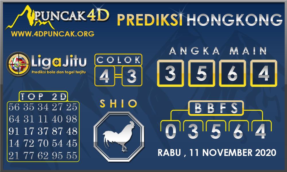 PREDIKSI TOGEL HONGKONG PUNCAK4D 11 NOVEMBER 2020