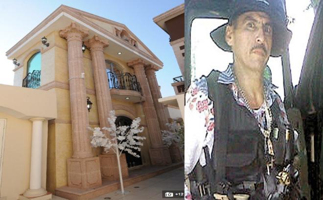 """""""TV, WI-FI, MUSICA, A/C """", así son los mausoleos de lujo de los capos de Sinaloa"""