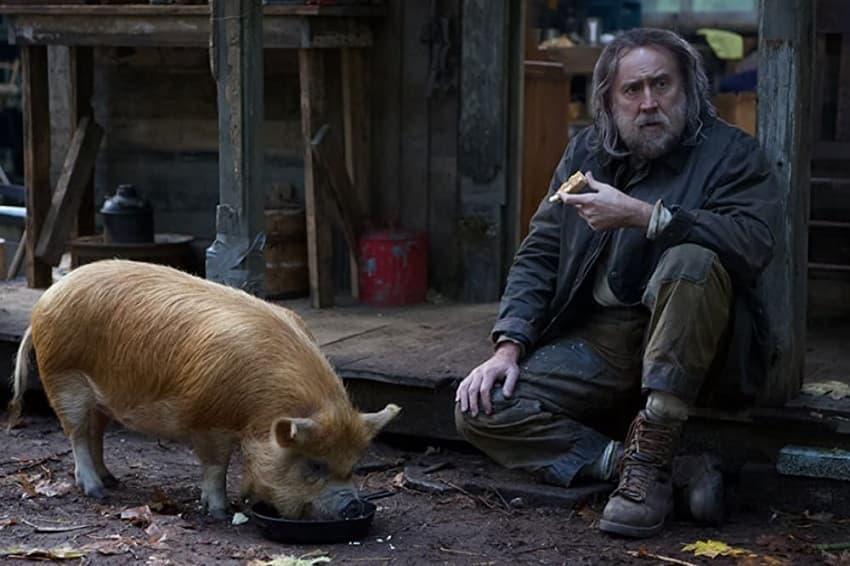 Рецензия на фильм «Свинья» - отличную драму с Николасом Кейджем