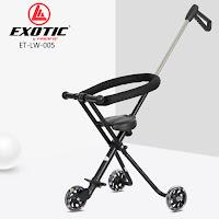 Kursi Dorong Anak Exotic ET-LW005 magic stroller