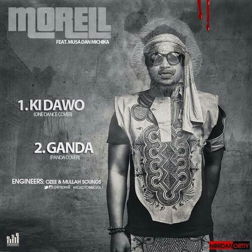 MUSIC: Morell - Kidawo + Ganda (Panda Cover)