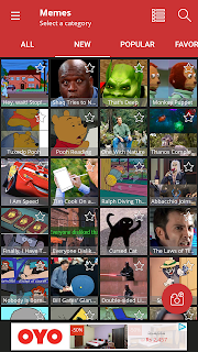 Meme generator-Android Apps For Fun in 2020