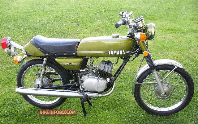 Yamaha RD60