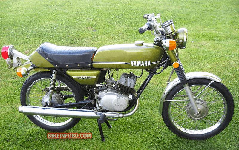 Yamaha RD60 Specifications, Review, Top Speed, Picture, Engine, Parts & History