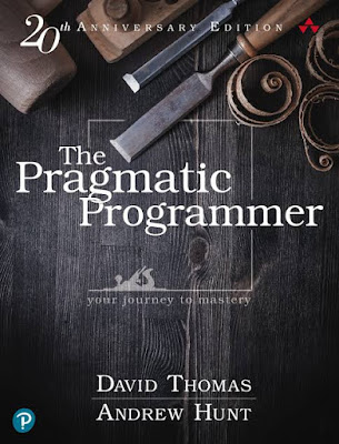 The PRAGMATIC PROGRAMMER 20th Anniversary edition by david thomas and andrew hunt pdf