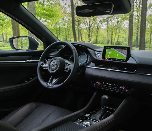 Mazda 6 review spec new car