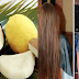 Permanent Hair Straightening at Home Using Coconut Milk, Lemon Juice And Egg